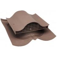 Vilpe DECRA-KTV вентиль (коричневый)