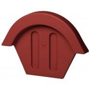 Vilpe TIILI торцевая заглушка (красный)
