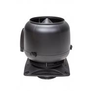 Vilpe S -125 вентиляционный выход (черный)