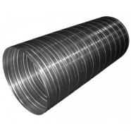 Воздуховод полужесткий алюминиевый ПВ 80 *3м