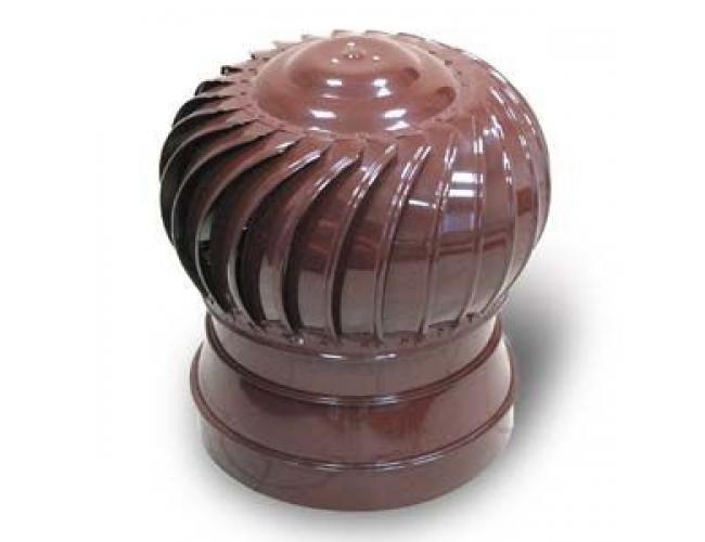 Турбодефлектор крашенный металл ТД-150