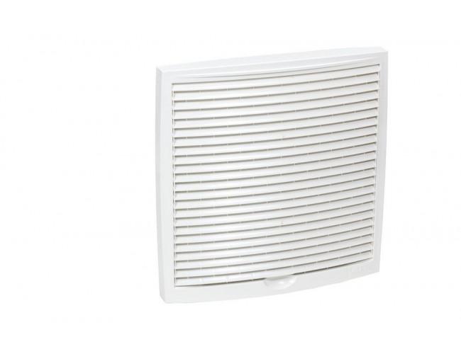Vilpe Наружная вентиляционная решетка 240х240 (белый)