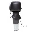Vilpe E120Р/125/400 вентилятор (черный)