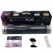Комплект плёночного теплого пола Heat Plus, 220 Вт, 5кв.м.