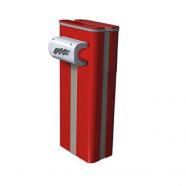 Аксессуар FAAC Кожух шлагбаума B680H, красный RAL 3020 (416016)