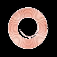 Труба медная (М) 3/8 x 15 м (9.52), бухта (3 м)