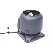 Vilpe E120S вентилятор (серый) + основание