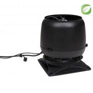 Vilpe ECo190S вентилятор (черный) + основание