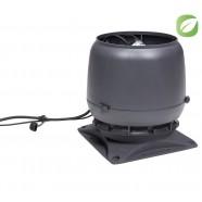 Vilpe ECo190S вентилятор (серый) + основание