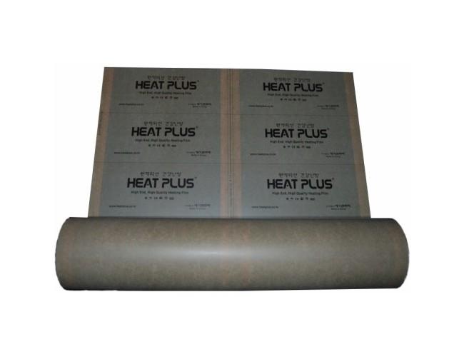 Инфракрасная пленка сплошная, 220вт/100см, Heat Plus 12