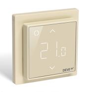Терморегулятор Devireg Smart Ivory (бежевый)
