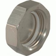 Заглушка с прокладкой для распределителей Uponor S и SH 1/2 ВР