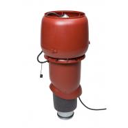 Vilpe E190Р/125/500 вентилятор (красный)
