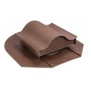 Vilpe HUOPA -KTV вентиль (коричневый)
