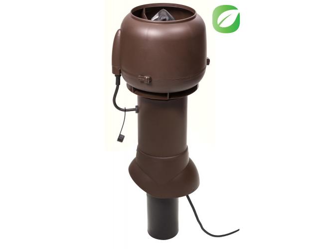 Vilpe ECo110P/110/500 вентилятор (коричневый)