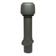 Vilpe 125/ИЗ/700 вентиляционный выход (зеленый)
