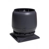 Vilpe S -160 вентиляционный выход (черный)