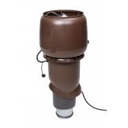 Vilpe E190Р/125/500 вентилятор (коричневый)