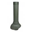 Vilpe 110/500 вентиляционный выход (зеленый)