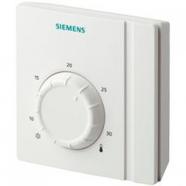 Электромеханический комнатный термостат RAA21, Siemens