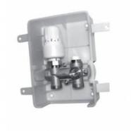 Комнатный регулятор температуры для теплых полов ER-RTL-I, Meibes (хром)