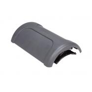 Vilpe PELTI-KTV/HARJA коньковый вентиль (серый)