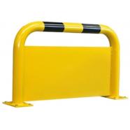 Парковочный барьер Дуга отбойник. Защита от проезда 400 мм (350 x 1000 мм)