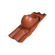 Vilpe XL-TIILI проходной элемент (кирпичный)