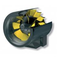 Круглый канальный вентилятор AIRONE EL 150 E2M 01 (энергосбер. с 3-ступенч. двигателями)