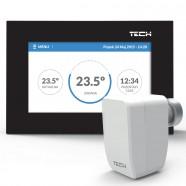 Беспроводной терморегулятор для установки TECH ST-2807