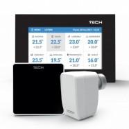 Беспроводной комнатный терморегулятор для установки TECH ST-8S