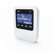 Беспроводной комнатный терморегулятор для установки, управляемый через интернет TECH WiFi 8S