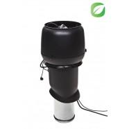 Vilpe ECo220Р/160/500 вентилятор (черный)