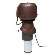 Vilpe E120Р/125/400 вентилятор (коричневый)