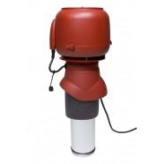 Vilpe E120Р/125/400 вентилятор (красный)