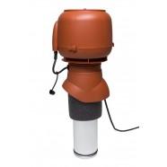Vilpe E120Р/125/400 вентилятор (кирпичный)