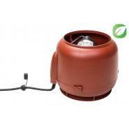 Vilpe ECo110S вентилятор (красный) + основание