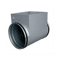Канальный нагреватель воздуха для кгуглых каналов AIRONE EOK-125-1,8-1-ф