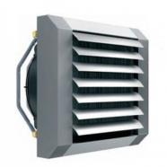 Тепловентилятор (воздухонагреватель) с водяным калорифером Flowair LEO FB 25M