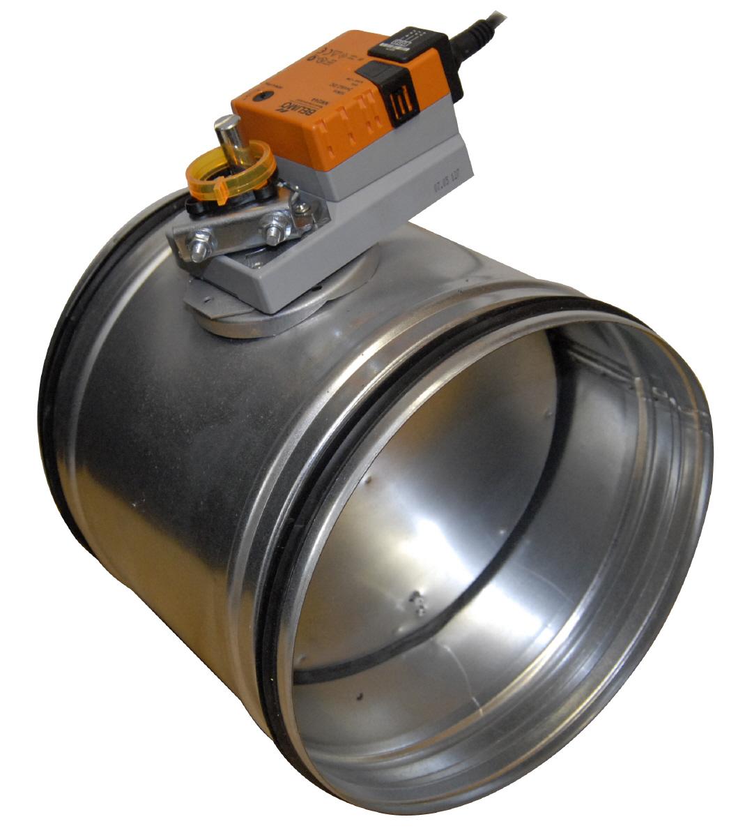 Воздушный клапан для удаления дыма